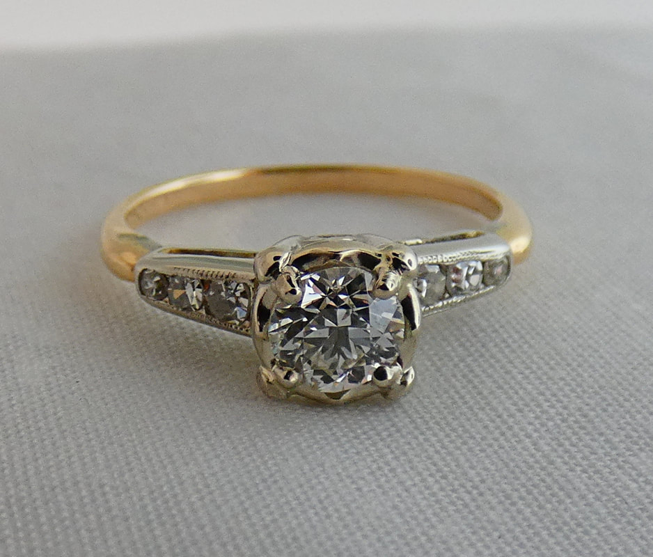 Estate & Antique Jewelry - Get Engaged With RJ JEWELERS